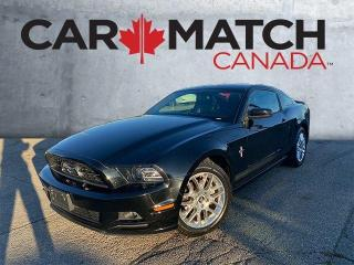 Used 2014 Ford Mustang LEATHER / MANUAL / V6 for sale in Cambridge, ON