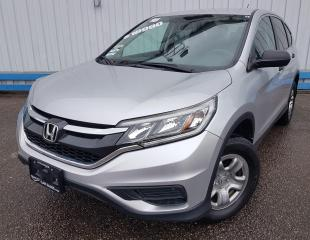 Used 2016 Honda CR-V LX AWD *HEATED SEATS* for sale in Kitchener, ON