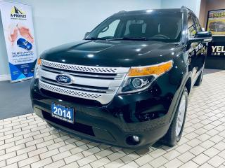 Used 2014 Ford Explorer XLT i SEVEN SEATER I 4X4 I TOW PACKAGE for sale in Brampton, ON