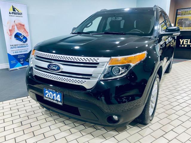 2014 Ford Explorer XLT i SEVEN SEATER I 4X4 I TOW PACKAGE