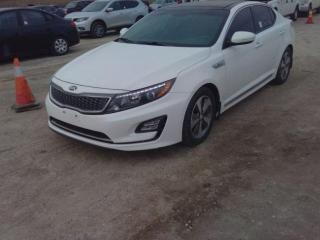 Used 2014 Kia Optima Hybrid for sale in Innisfil, ON