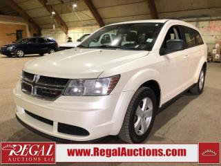 Used 2014 Dodge Journey 4D Utility 2WD for sale in Calgary, AB