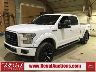 Used 2016 Ford F-150 FX4 SUPERCREW 4X4 for sale in Calgary, AB