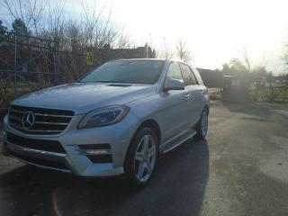 Used 2014 Mercedes-Benz ML-Class Base for sale in Ottawa, ON