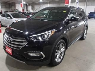 Used 2017 Hyundai Santa Fe Sport SE 2.0T AWD *** FRESHLY TRADED!!! *** for sale in Nepean, ON
