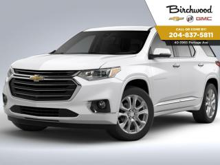 New 2020 Chevrolet Traverse Premier  Costco Member Pricing! for sale in Winnipeg, MB