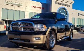 Used 2011 Dodge Ram 1500 4X4 Crew Longhorn for sale in Ottawa, ON