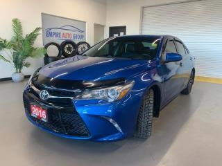 Used 2016 Toyota Camry for sale in London, ON
