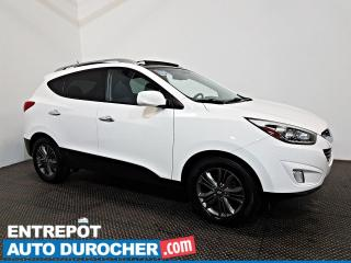 Used 2015 Hyundai Tucson GLS TOIT OUVRANT - AIR CLIMATISÉ - Cuir for sale in Laval, QC