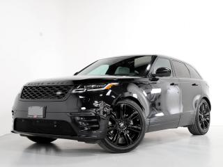Used 2018 Land Rover Range Rover Velar P380 R-DYNAMIC SE I PANO I 22 IN WHEELS I NAVI for sale in Vaughan, ON