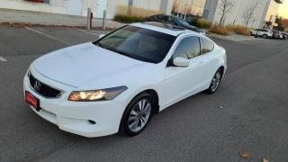 Used 2009 Honda Accord Coupe 2dr I4 Auto EX-L for sale in Mississauga, ON