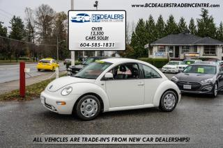 Used 1999 Volkswagen New Beetle GLS, New Timing Belt and Water Pump, Leather, 5-Speed, Clean for sale in Surrey, BC