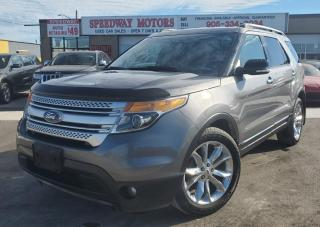 Used 2014 Ford Explorer 4WD 4dr - Leather, Navigation, Certified, No Accident for sale in Oakville, ON
