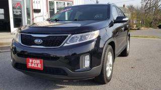 Used 2015 Kia Sorento FWD 4DR V6 AUTO LX for sale in Oshawa, ON