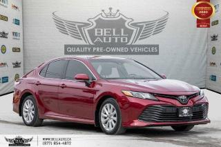 Used 2018 Toyota Camry LE, REAR CAM, B. SPOT, PUSH START, WIRELESS CHARGE for sale in Toronto, ON