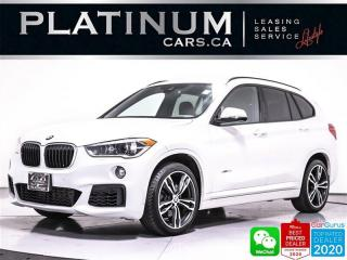 Used 2017 BMW X1 xDrive28i, AWD, M-SPORT, NAV, PANO, CAM, HEATED for sale in Toronto, ON