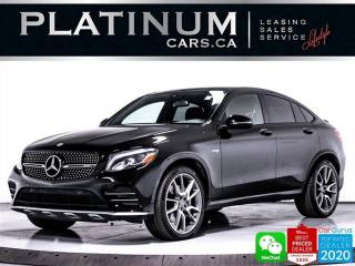 Used 2018 Mercedes-Benz GL-Class AMG GLC43, COUPE, 362HP, NAV, CAM, SUNROOF, HEATED for sale in Toronto, ON