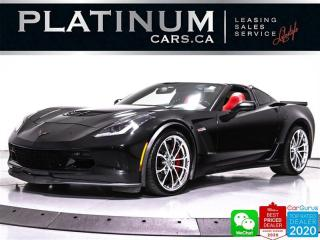 Used 2016 Chevrolet Corvette Z06 650HP, 2LZ, AUTO, NAV, HUD, CAM, VENTILATED for sale in Toronto, ON