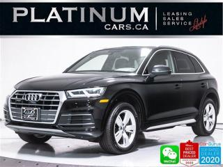 Used 2018 Audi Q5 2.0T QUATTRO TECHNIK, AWD, NAV, HEATED for sale in Toronto, ON