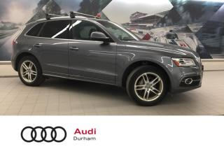 Used 2017 Audi Q5 2.0T Progressiv + S-Line | Nav | Pano Roof for sale in Whitby, ON