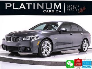 Used 2016 BMW 5 Series 535d xDrive, MSPORT, DIESEL, HEATED, NAV, CAM for sale in Toronto, ON