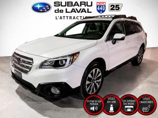 Used 2017 Subaru Outback 2.5i Limited**Cuir Nav Toit** for sale in Laval, QC