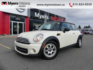 Used 2012 MINI Cooper Hardtop CLASSIC  - $73 B/W for sale in Orleans, ON