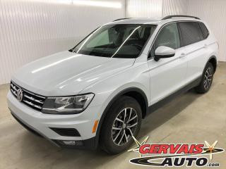 Used 2018 Volkswagen Tiguan Comfortline 4MOTION AWD CUIR MAGS *Traction intégrale* for sale in Trois-Rivières, QC