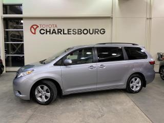Used 2017 Toyota Sienna LE - 7 places - Traction avant for sale in Québec, QC