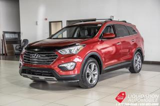 Used 2014 Hyundai Santa Fe XL CAM+RECUL+GR/ELECT+SIEG/CHAUFF+BLUETOOTH for sale in Laval, QC