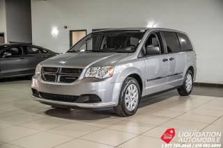 Used 2014 Dodge Grand Caravan SE+GR.ELECT+AIR+REG. DEVITESSE for sale in Laval, QC