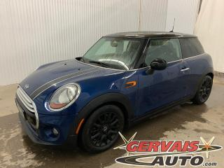 Used 2015 MINI Cooper Hardtop Cuir Toit Panoramique A/C MAGS *Transmission Automatique* for sale in Shawinigan, QC
