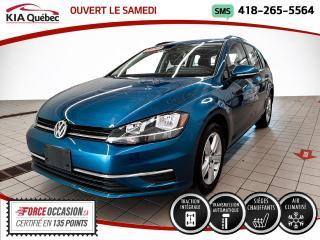 Used 2019 Volkswagen Golf Sportwagen COMFORTLINE* AWD* SIEGES CHAUFFANTS* for sale in Québec, QC