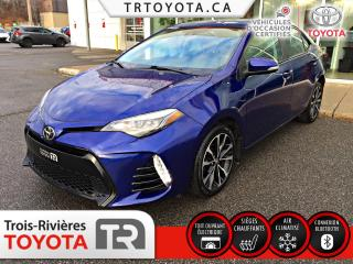 Used 2017 Toyota Corolla Berline 4 portes CVT SE for sale in Trois-Rivières, QC