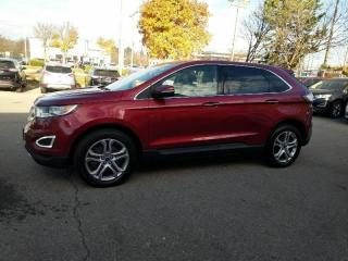Used 2016 Ford Edge Titanium for sale in Mississauga, ON