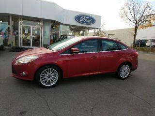 Used 2012 Ford Focus SEL for sale in Mississauga, ON