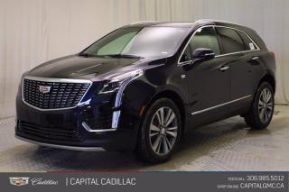 New 2021 Cadillac XT5 AWD Premium Luxury for sale in Regina, SK