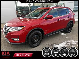 Used 2017 Nissan Rogue Traction intégrale 4 portes SV TECHNOLOG for sale in Montmagny, QC