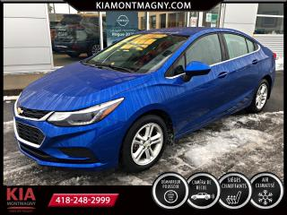 Used 2017 Chevrolet Cruze LT 1.4L berline for sale in Montmagny, QC
