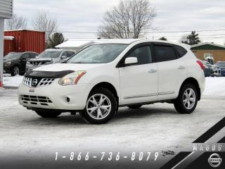 Used 2012 Nissan Rogue S + BAS KILO + BLUETOOTH + A/C! for sale in Magog, QC