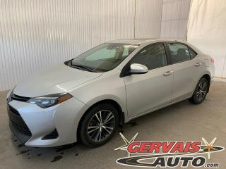 Used 2019 Toyota Corolla LE GR Amélioré Mags Toit ouvrant A/C Camera for sale in Shawinigan, QC
