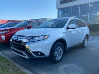 Used 2020 Mitsubishi Outlander ES S-AWC ( 7 PASSAGERS, GARANTIE 10 ANS) for sale in Sherbrooke, QC