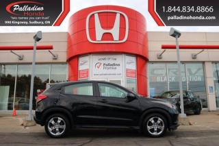 Used 2017 Honda HR-V LX - FREE WINTER TIRES SAFE RELIABLE  - for sale in Sudbury, ON