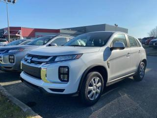 Used 2020 Mitsubishi RVR ES 2 RM AUTOMATIQUE (CAMERA/AC/GARANTIE for sale in Sherbrooke, QC