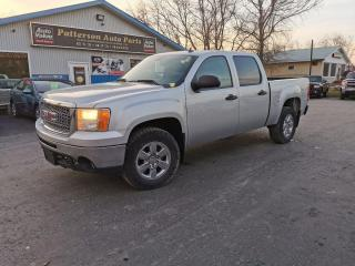 Used 2013 GMC Sierra 1500 SLE for sale in Madoc, ON