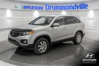 Used 2011 Kia Sorento LX + GARANTIE + A/C + MAGS + CRUISE + WO for sale in Drummondville, QC