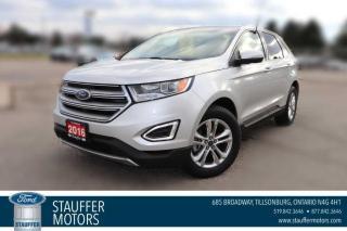 Used 2016 Ford Edge SEL for sale in Tillsonburg, ON