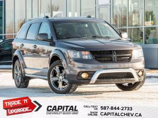 Used 2017 Dodge Journey Crossroad for sale in Calgary, AB