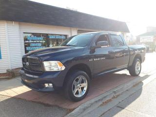 Used 2012 RAM 1500 SPORT for sale in Whitby, ON