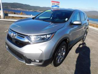 New 2017 Honda CR-V EX for sale in Corner Brook, NL